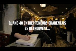 vidéo L'entrepreneur charentais Angoulême Charente - La caméra jaune