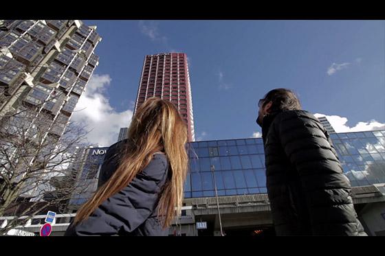 reportage vidéo City summit - La caméra jaune