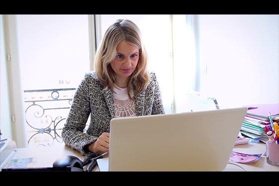 vidéo d'entreprise cabinet recrutement - La caméra jaune